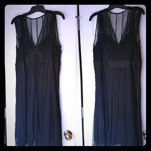 Black Lane Bryant Cocktail Dress